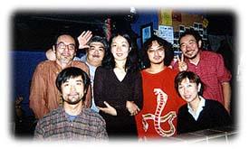 札幌「アフター・ダーク・カフェ」にて