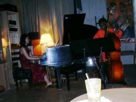 NYピアノソロ・ライブ@5C Cafe
