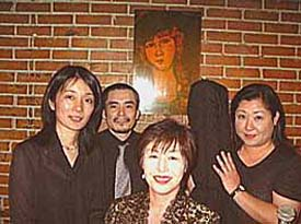 Mostly 関西ツア- 2002 with 愛川篤人・祇園「サントロペー」